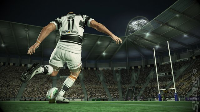Rugby League Live 2 - Xbox 360 Screen