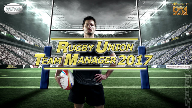 Rugby Union Team Manager 2017 - Mac Screen