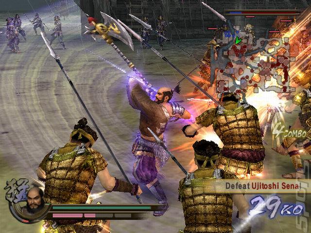Download samurai warriors 2 xtreme legends pc