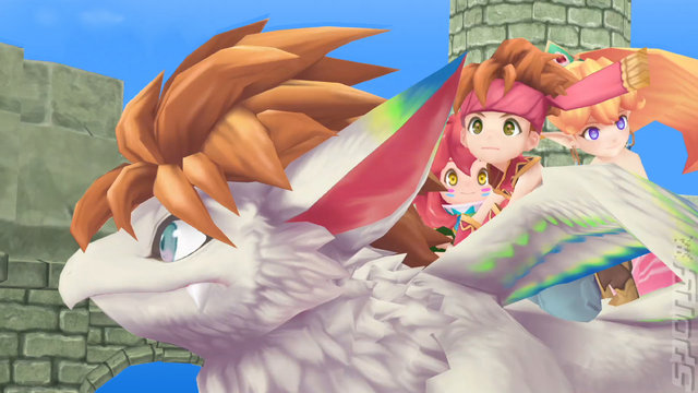 Secret of Mana - PS4 Screen