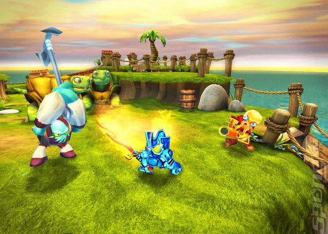 Skylanders: Spyro's Adventure [wii][Pal][Scrubbed]-TLS