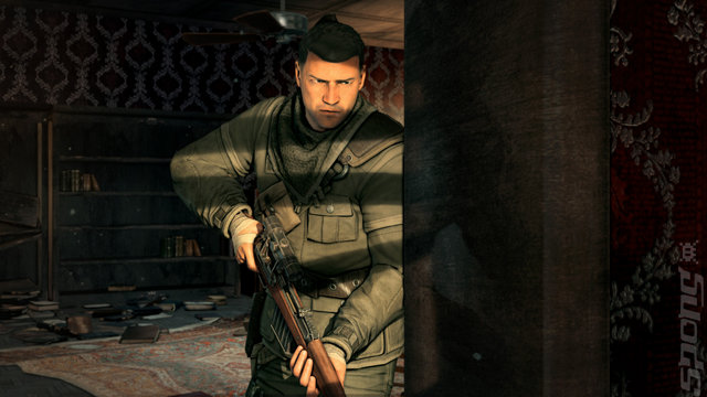 Sniper Elite V2: Remastered - PC Screen