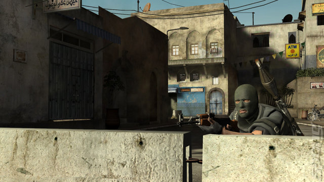 SOCOM Confrontation - PS3 Screen