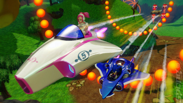 Sonic & All-Stars Racing Transformed - PS3 Screen