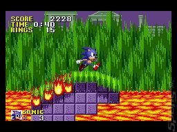 Screens Sonic The Hedgehog Genesis Gba 2 Of 10