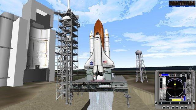 virtual space shuttle simulator - photo #46