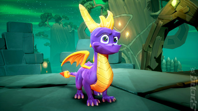 Spyro Reignited Trilogy Editorial image