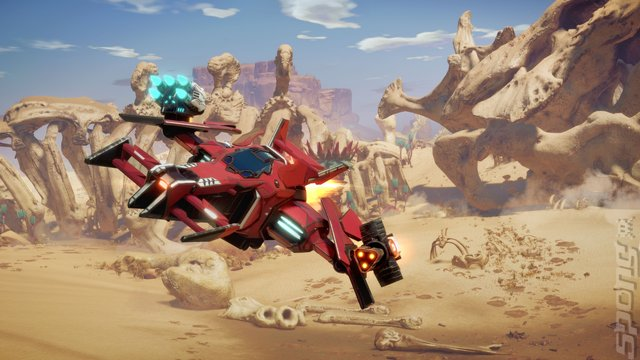 Starlink: Battle for Atlas - Xbox One Screen