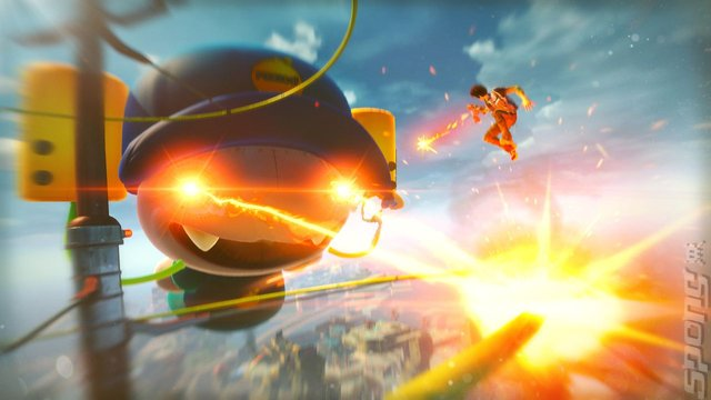Sunset Overdrive - Xbox One Screen