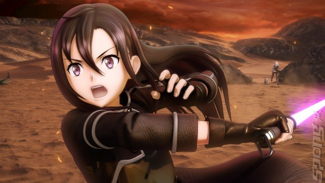 Sword Art Online: Fatal Bullet Editorial image