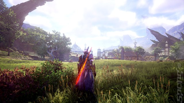 Tales of Arise - PS4 Screen