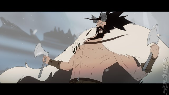 The Banner Saga Trilogy - Xbox One Screen