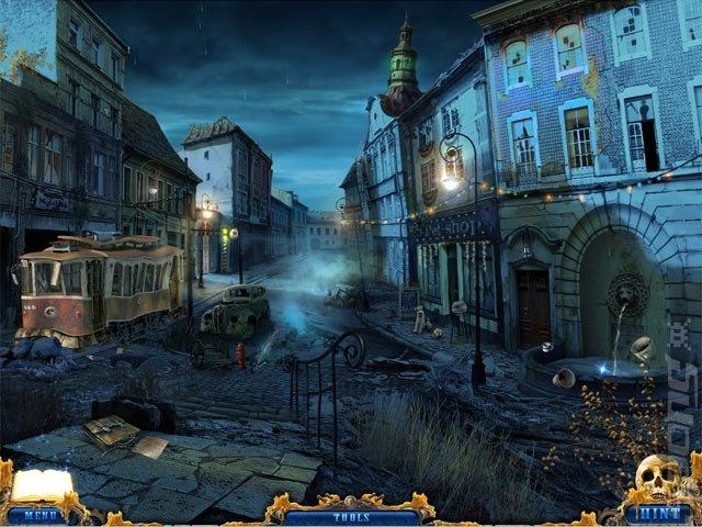 Dark Dimensions: City of Fog & Dark Dimensions: Wax Beauty - PC Screen