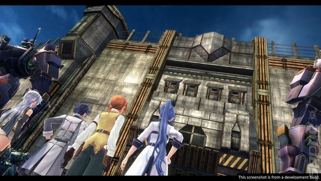 The Legend of Heroes: Trails of Cold Steel III - PS4 Screen