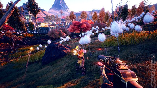 The Outer Worlds - Xbox One Screen