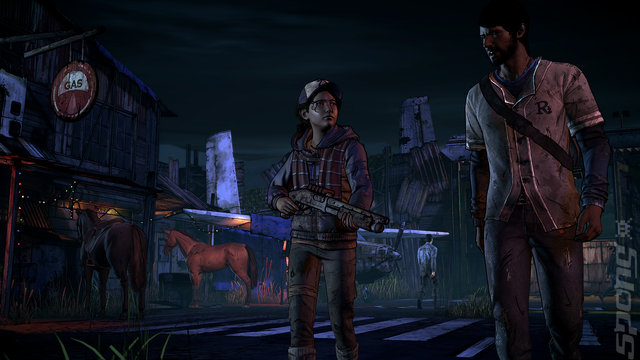 The Walking Dead: The Telltale Series: Collection - Xbox One Screen