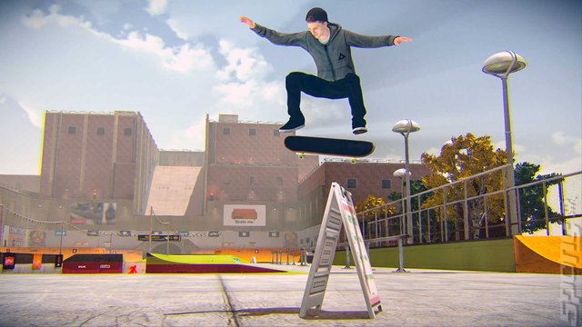 Tony Hawk's Pro Skater 5 - Xbox 360 Screen