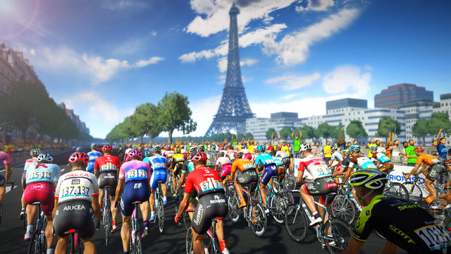Tour de France: Season 2019 - PS4 Screen