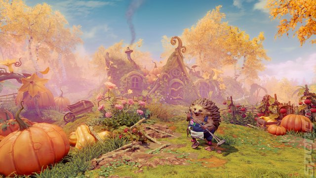 Trine 4: The Nightmare Prince - PS4 Screen