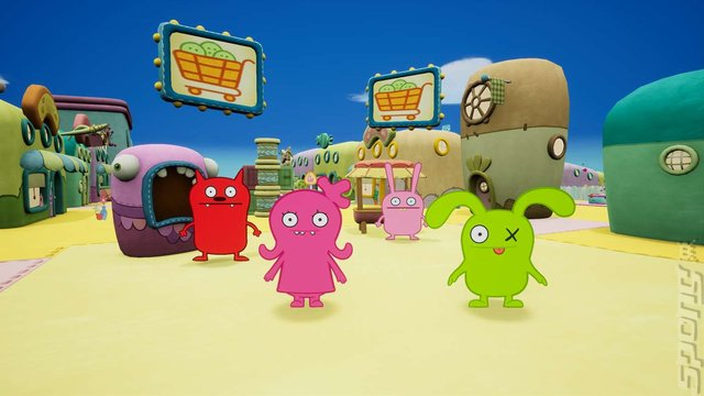 UglyDolls: An Imperfect Adventure - Xbox One Screen
