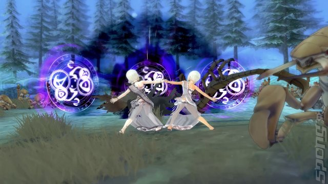 Utawarerumono: ZAN: Unmasked Edition - PS4 Screen