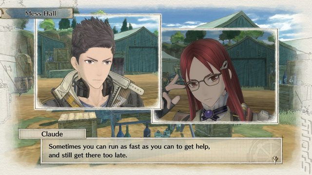 Valkyria Chronicles 4 - PC Screen