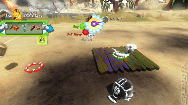 Viva Piñata: Trouble in Paradise - Xbox 360 Screen