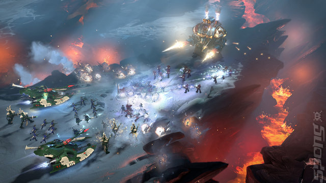 PAX West: Dawn of War III Editorial image