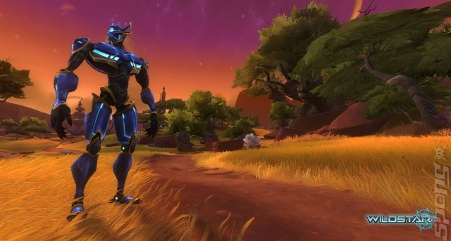 WildStar - PC Screen