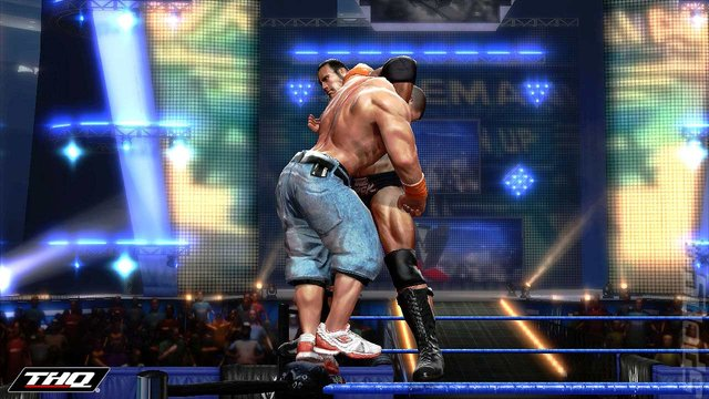 WWE All Stars - PS3 Screen