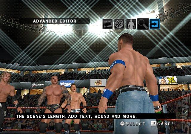WWE SmackDown vs RAW 2010 Wii   WWE Smackdown Vs Raw 2010 [ WII ]