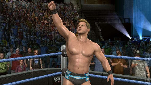 WWE SmackDown vs RAW 2010 Editorial image