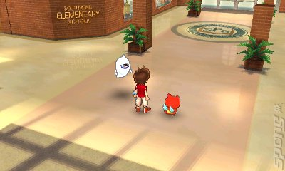 Yo-Kai Watch 3 - 3DS/2DS Screen