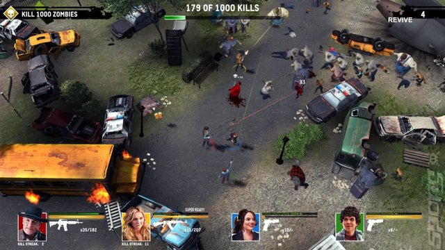 Zombieland: Double Tap: Road Trip - Switch Screen