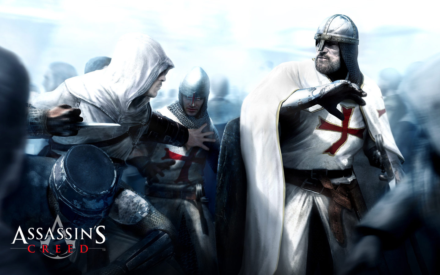 Assassin's Creed - PC Wallpaper
